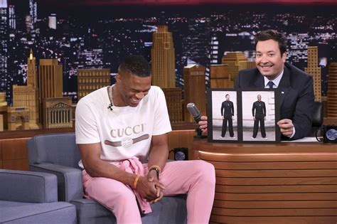 list of the tonight show starring jimmy fallon episodes russell westbrook appears with jimmy fallon loses game of