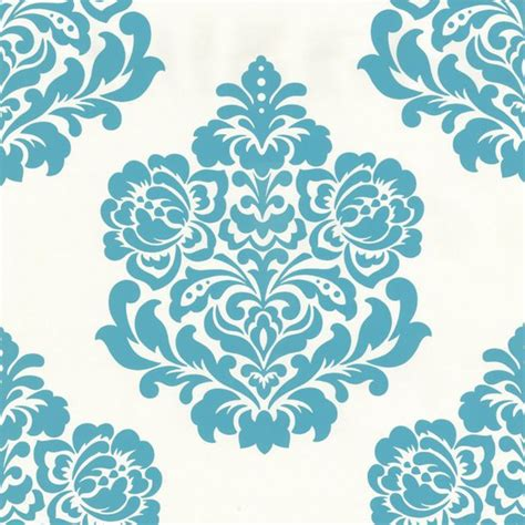 blue patterned wallpaper uk teal blue pattern wallpaper image 3345913 by bobbym on