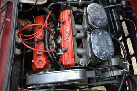 Lancia Engines Fwd 1976 Lancia Beta Coupe
