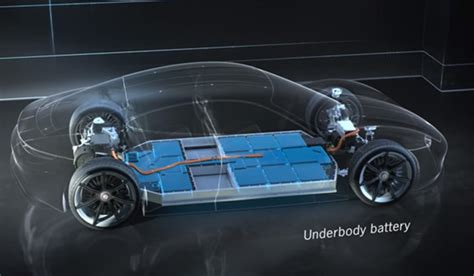 Porsche Batterie by Porsche Mission E Prix Performances Autonomie Fiche