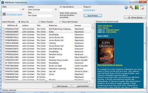 database libreria coleccionista de libros librer 237 a casera software de base