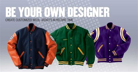 online varsity jacket design maker holloway custom varsity jackets