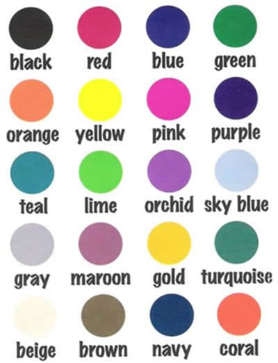 fashion colour graphics colourful language colors of graphic design marking systems sign kits and inks