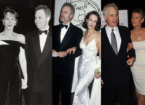 jamie lee curtis through the years lifetime achievement red carpet couples jamie lee
