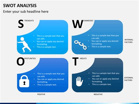 swot analysis template for powerpoint swot analysis powerpoint template sketchbubble