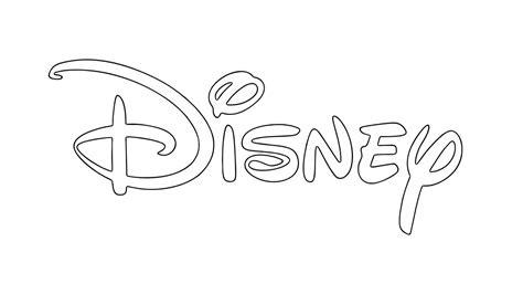 disney logo coloring page walt disney logo coloring pages sketch coloring page