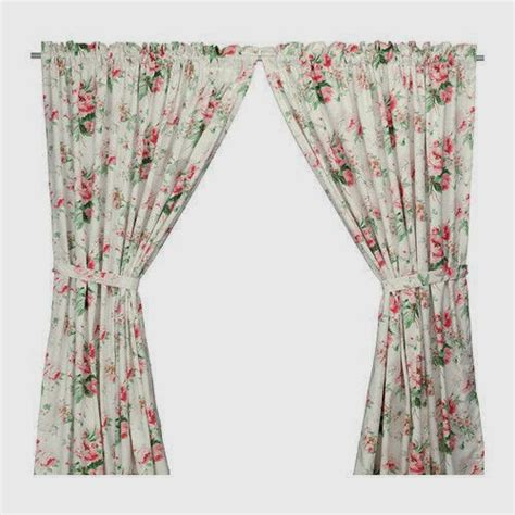 english floral curtains design du monde waffling