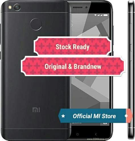 Xiaomi Redmi 4x 64gb 4gb Ram Black jual xiaomi redmi note 4x pro black ram 4 gb
