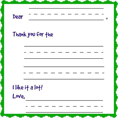 8x11 by 11 template thank you cards writing charming thank you notes free printable day 12