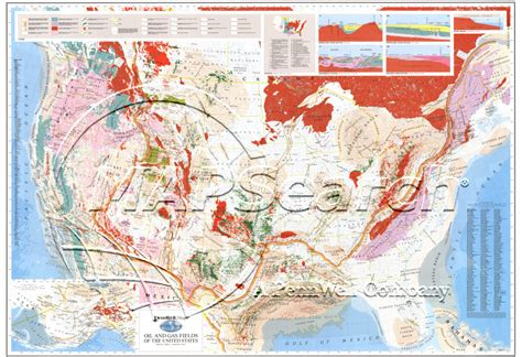 map us fields us and gas basin map memes