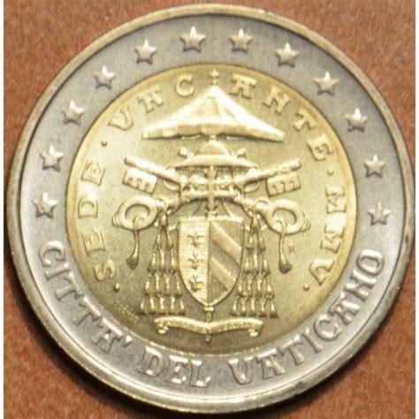 sede vacante 2005 eurocoin eurocoins 2 vatican sede vacante 2005 bu