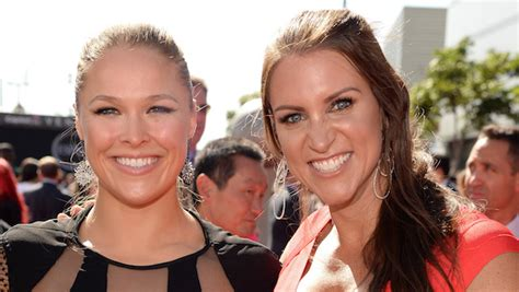 kevin mazur wikipedia stephanie mcmahon comments on ronda rousey s appeal to wwe
