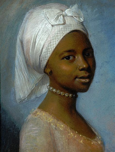 black woman paintings portraits history sex race sally hemings and thomas jefferson
