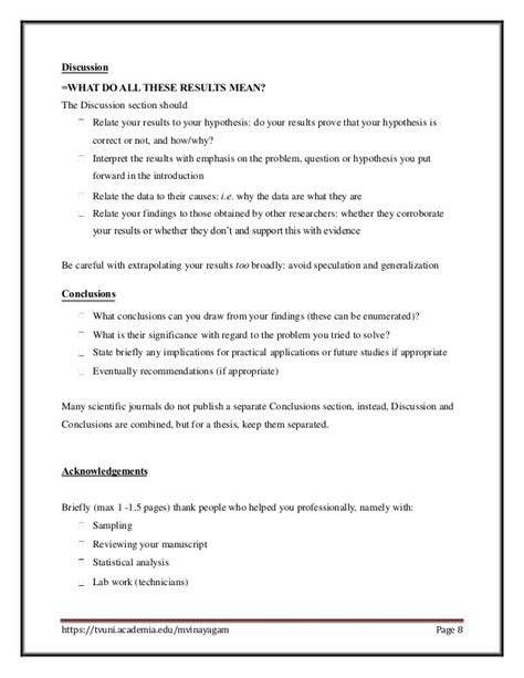 writing a scientific dissertation how to write a scientific thesis conclusion tandfonline