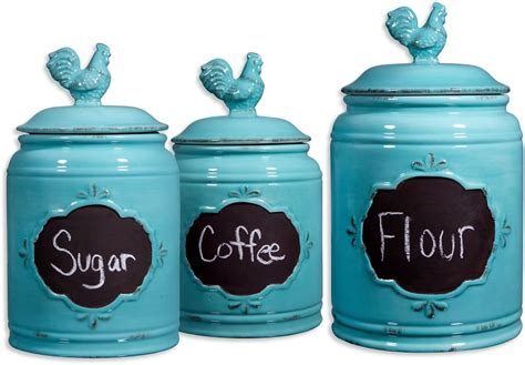 Country Kitchen Canisters Country Kitchen Canister Sets Gift For Country