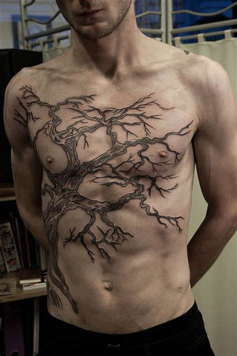 tattoo inspiration chest 37 inspirational chest tattoos for men tattoos beautiful