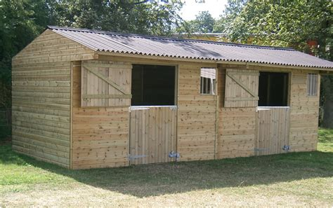 Sheds And Stables by Stables Field Shelters Animal Houses Kent Uk