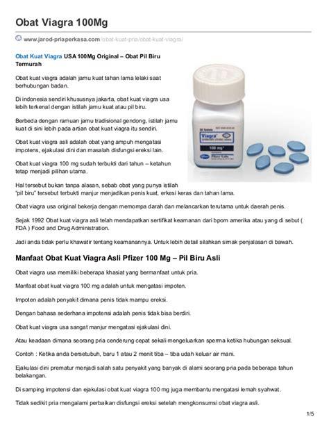 Obat Tidur Paling Murah obat kuat asli usa 100mg pfizer obat pil biru