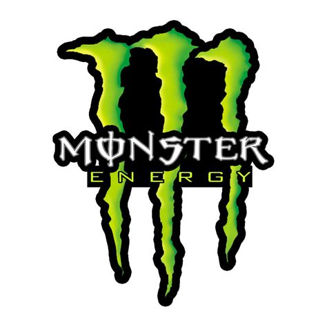 Monster Energy Aufkleber Auto by Monster Energy Aufkleber