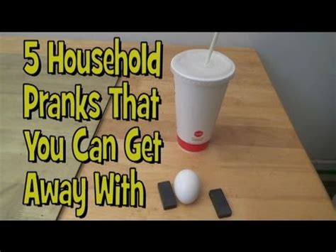 5 Bathroom Pranks You Can 5 Household Pranks That You Can Get Away With