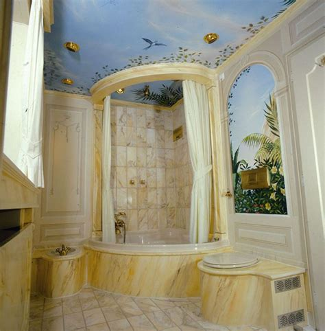 bathroom wall murals bathroom tile murals