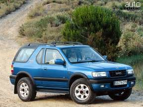 Opel Frontera 2000 Black Cool Hairstyle Opel Frontera 2000