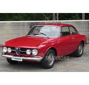 Sold Alfa Romeo 1750 GTV Coupe Auctions  Lot 19 Shannons