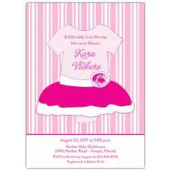 onesie baby shower invitations paperstyle
