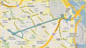 of at arlington cus map metrobus 16abdejp columbia pike