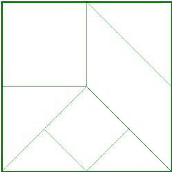 tangrams template geometry forum tangram template
