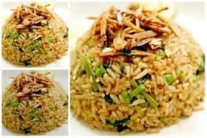membuat nasi goreng teri resep memasak nasi goreng ikan asin sedap buku masakan