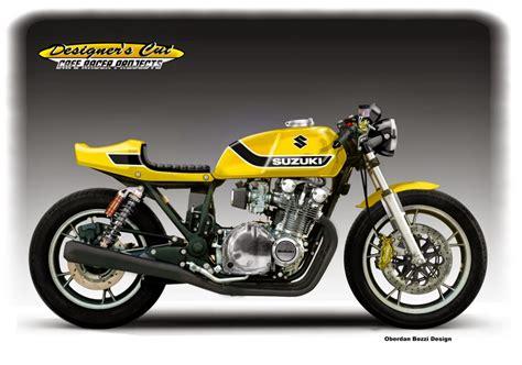 Suzuki By Racing Caf 232 Suzuki Gs 1100 1982 Quot Fenix Quot By Luis Alves Moto