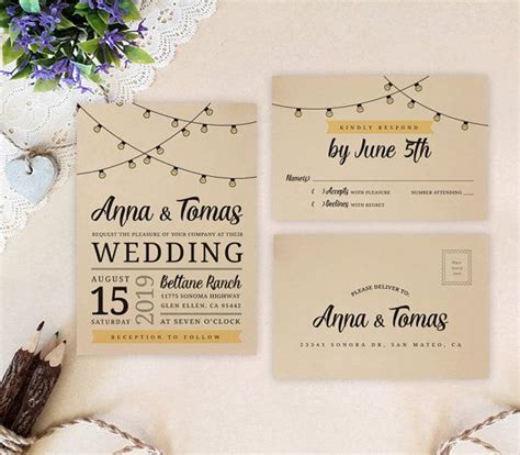 backyard wedding invitation 1000 ideas about backyard wedding invitations on