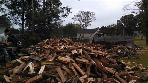 service va firewood service virginia and northern va timber works tree care