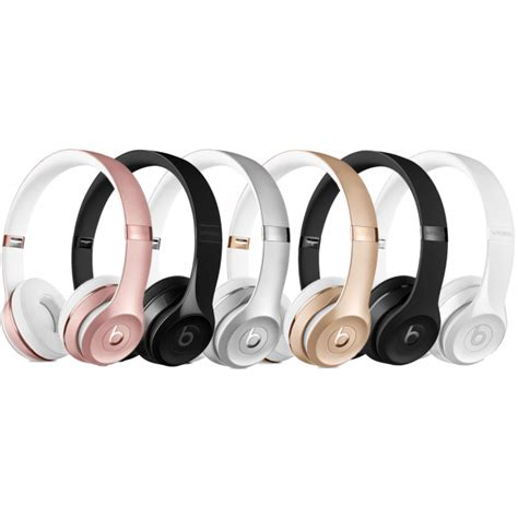 beats color beats solo3 wireless on ear headphones 6 colors