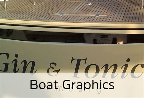 andean signs quality signage vehicle graphics - Boat Graphics Swanwick