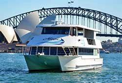 catamaran hire rose bay ghost 2 boat hire private party boat charter sydney