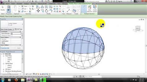 live roof rvt autodesk revit focus glass dome
