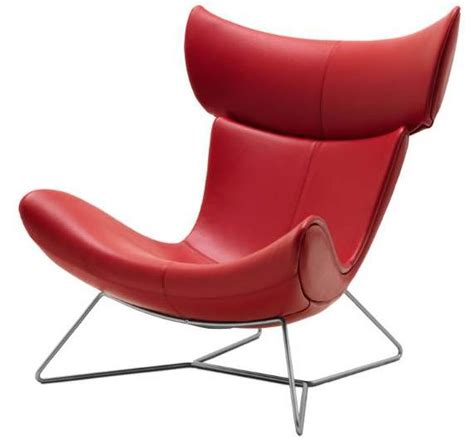 Modern Chic Living Room Ideas the chic imola red chair
