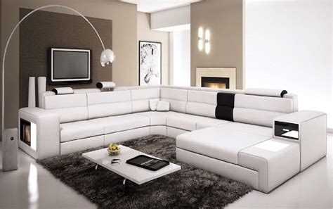 couch free shipping polaris white color contemporary bonded leather