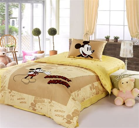 disney bedding for adults mickey mouse yellow disney bedding sets mickey mouse