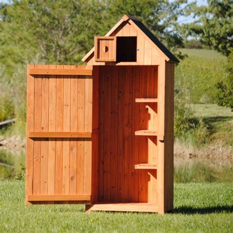 armadio per esterno armadio da esterno 77x52x179 birdo by jarsya onlywood