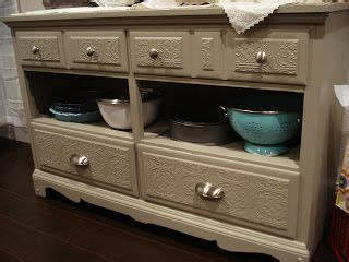 Turn Dresser Into Buffet by Dresser Turned Into Buffet For The Home