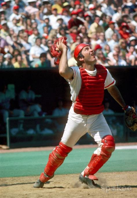 cincinnati reds johnny bench 118 best cincinnati reds images on pinterest