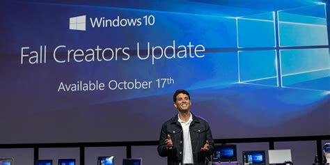 windows 10 fall creators update top 10 new features windows 10 fall creators update includes new anti cheat