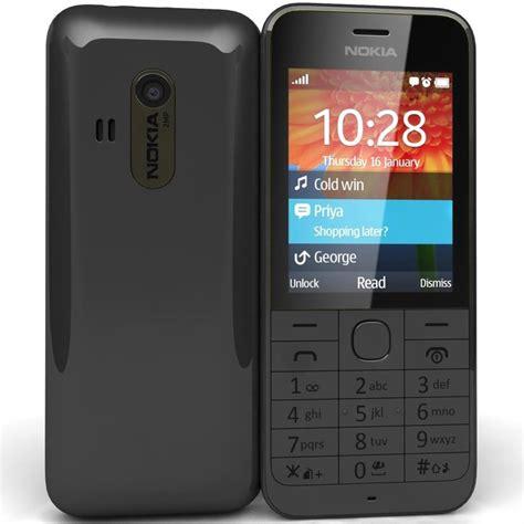 Soft Nokia 220 nokia 220 black