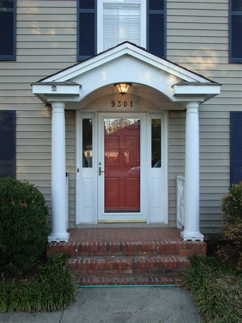 Front Door Remodel Front Entryway Deck Studio Design Gallery Best Design