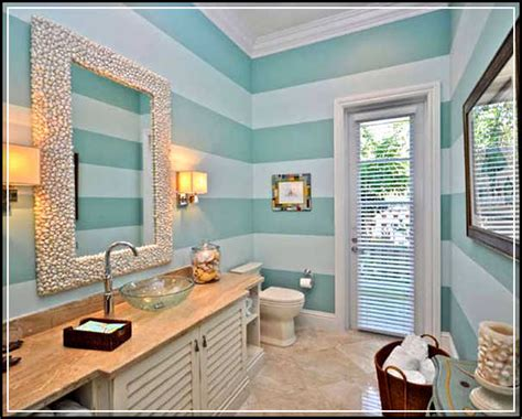 Cool nautical bathroom decor inspirations for more attractive look
