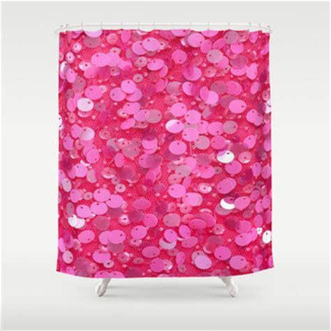 pink glitter curtains shop pink glitter curtains on wanelo