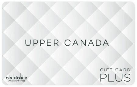Hudson Bay Gift Card Balance Check - gift cards upper canada mall
